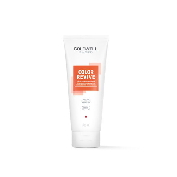 Goldwell Color Revive Conditioner Warm Red