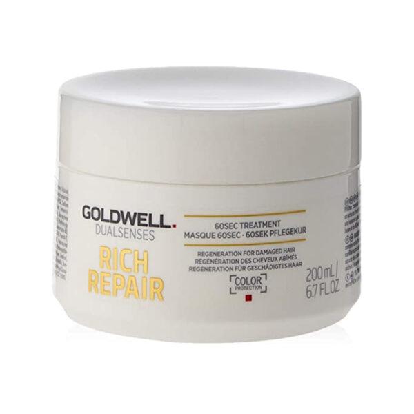 Goldwell Duals Colour 60 sec Treatment